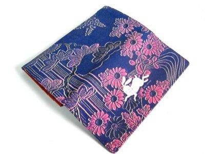 画像2: 江戸美袋 うさぎ 長財布