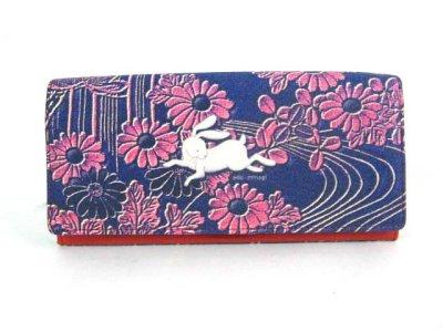 画像3: 江戸美袋 うさぎ 長財布